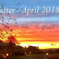 Newsletter - April 2018